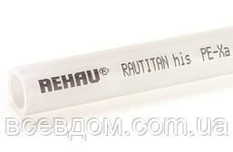 Труба REHAU Rautitan his 16х2,2 PE-Xa для систем холодного и горячего водоснабжения