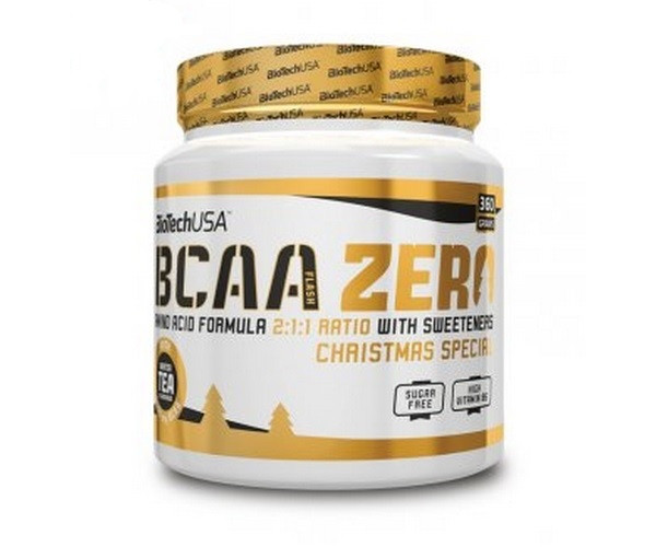 BCAA Zero Holiday flavours 360 g