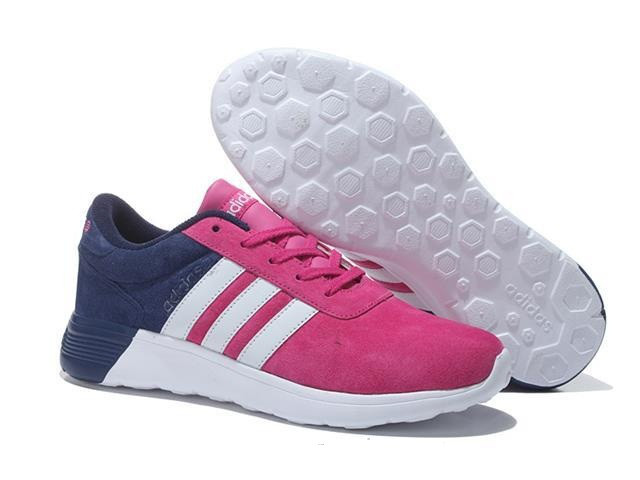 Adidas NEO Deep Blue White Rose