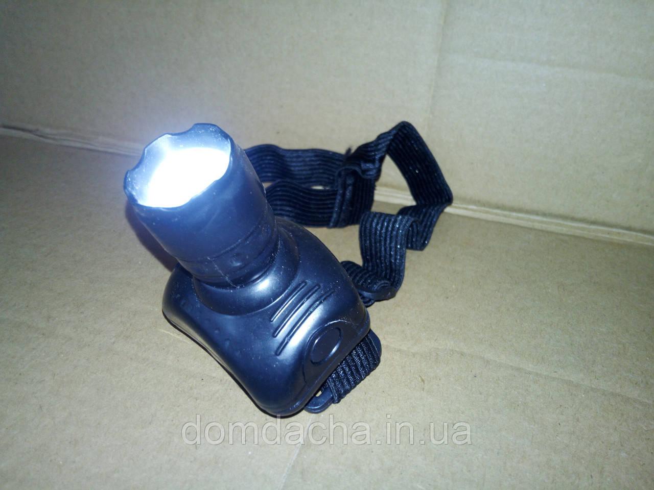 Налобний ліхтар BL-6611 MS