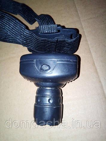 Налобний ліхтар BL-6611 MS, фото 2