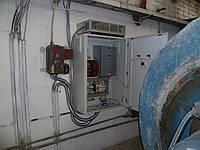 Автоматическая система управления вентиляции и кондиционирования.