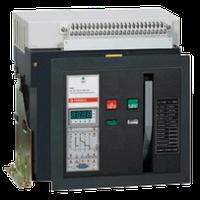 Автоматические выключатели стационарные F141E с электронным расцепителем, Icu=70kA