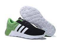 Кроссовки Adidas NEO Greey And Black