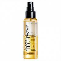 """Двухфазная сыворотка-спрей для волос """"Драгоценные масла"""", Avon Advance Techniques, Эйвон, 86570"""
