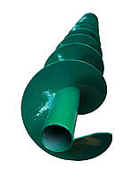 Шнек Ø 110 мм  для трубы Ø 133 мм шаг 110 мм толщина спирали 2 мм