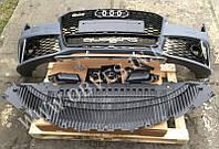 Передний бампер RS7 на Audi A7 (2012-2014)