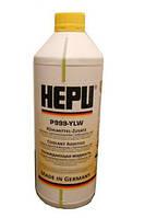 Антифриз-концентрат HEPU желтый 1.5л