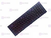 Оригинальная клавиатура для ноутбука Lenovo Ideapad Y500S, Ideapad Y510P series, black, ru, подсветка