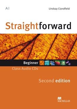 Straightforward Second Edition Beginner Class Audio CDs