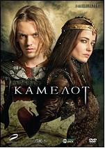 DVD-диск Камелот. Первый сезон (2 DVD) (США, Канада, 2011)