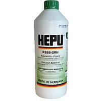 Антифриз-концентрат HEPU зеленый 1.5л