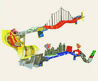Автотрек настенный Sprint Tracks (аналог Ноt Wheel) арт. 32463