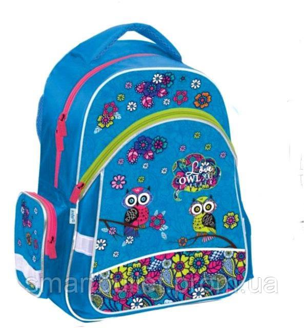 Рюкзак школьный ортопедический KITE Pretty owls K18-521S-1