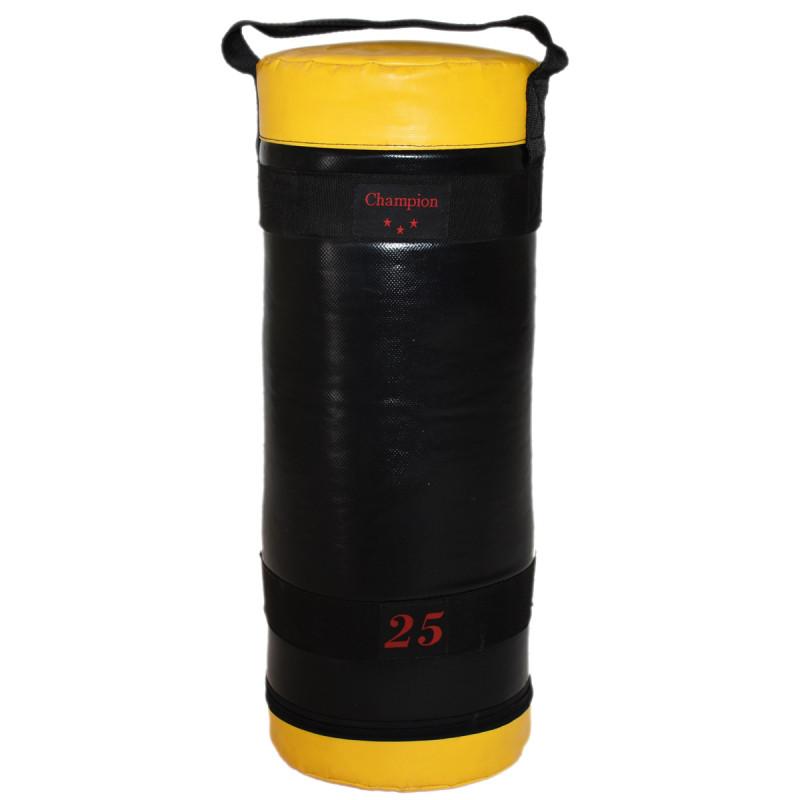 Мешок тренировочный CHAMPION для кроссфита 25 кг