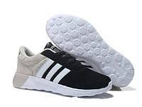 Кросівки Adidas NEO Black Grey, фото 1