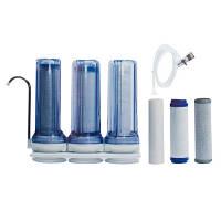 Настольный фильтр FN-3 для очистки водытрехступенчатый