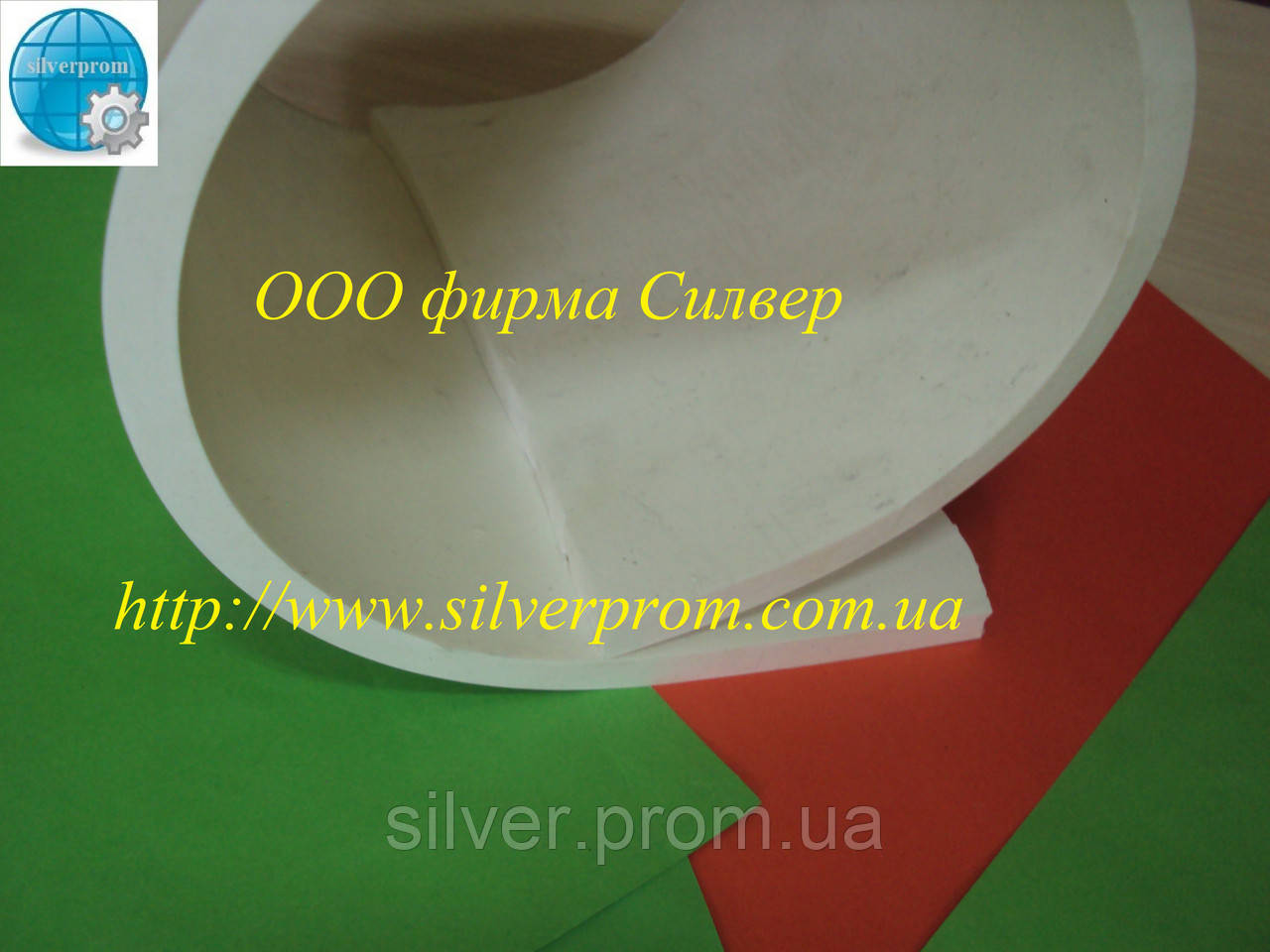 Пластина пищевая силиконовая жаропрочная (до +280) толщина от 1 мм до 40 мм
