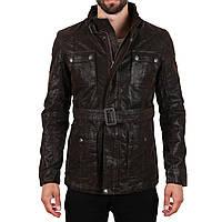 Акция!Куртка Patria Mardini (Германия) + подарок, качественный кож зам