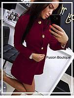 Пальто на подкладке женское НВ276