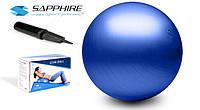 Мяч для фитнеса  Sapphire SG-043 65 см + насос