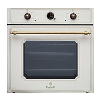 Духовой шкаф электрический Perfelli BOE 6644 IV RETRO
