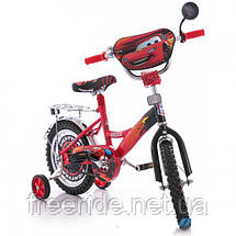 Детский Велосипед Mustang Тачки 12, фото 3