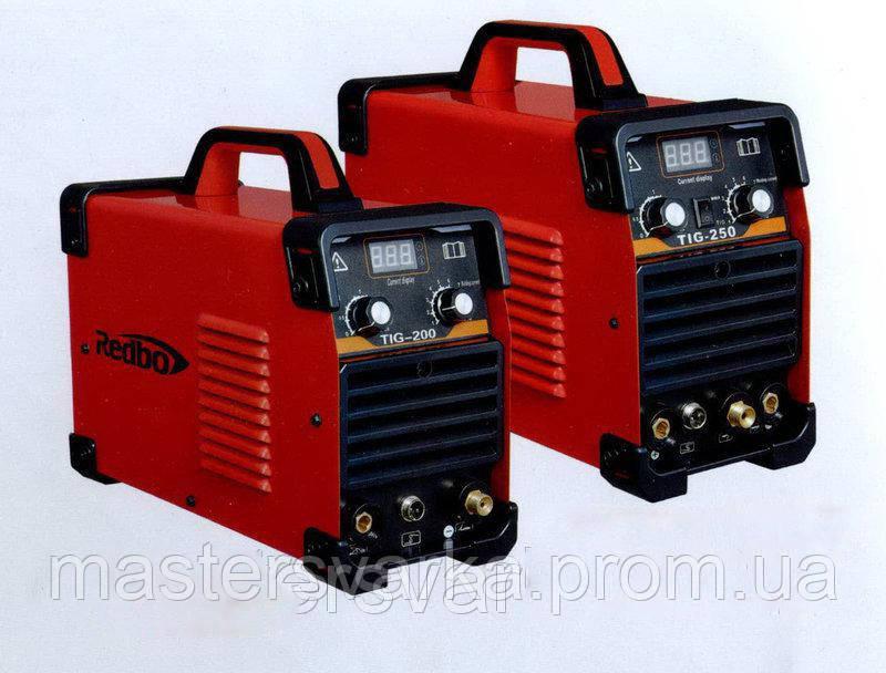 Сварочный аппарат аргонодуговой сварки Redbo Expert Tig-250