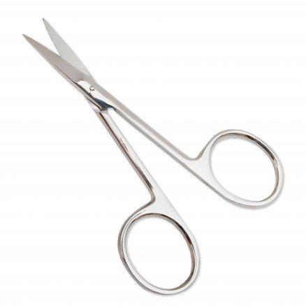 Ножницы остроконечные прямые по Stevens. Длина 10 см