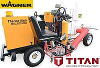 Самоходная установка на 400 л. (экструдер) ThermoMark HD 1500