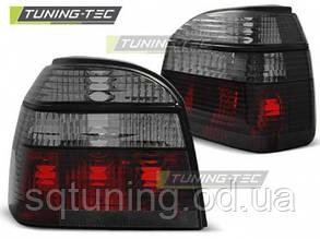 Задние фонари VW GOLF 3 09.91-08.97 RED SMOKE