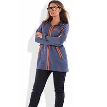 Спортивный костюм трехнитка зима размеры от XL 2113