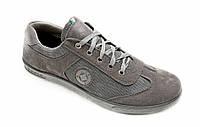 Мужские туфли-мокасины спортивные Paolla 131-53-03 серый