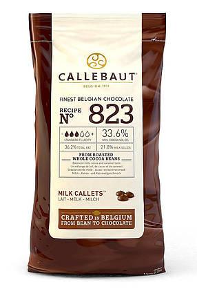 Barry Callebaut Select 823-Е4-U71 Молочний шоколад з натуральною ваніллю сорту Bourbon ( 8 x 2.5 кг ), фото 2