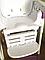 Стульчик для кормления Carrello Chef crl-10001 фиолетовый, фото 4