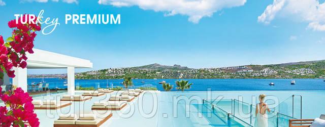 Премиум отдых а Турции , отели с бесплатной концепцией Премиум