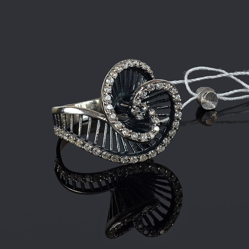"Шикарное кольцо ""Атлантида"""