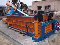 Пресс пакетировочный для металлолома Y83-135B Wanshida, фото 1