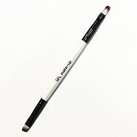 Кисточка для макияжа, двухсторонная SPL 97522