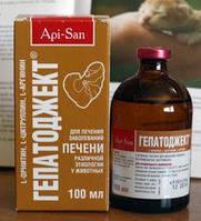 ГЕПАТОДЖЕКТ инъекционный препарат для лечения печени  100 мл