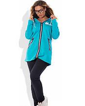 Спортивный костюм трехнитка зима размеры от XL 2114