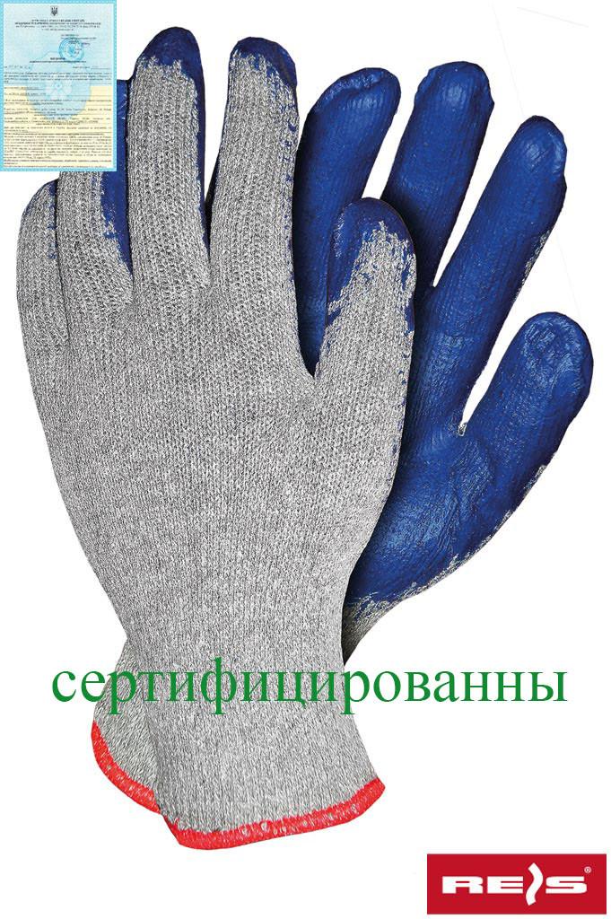 Защитные рукавицы с покрытием RECO SN