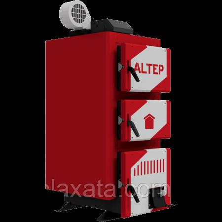 Твердотопливный котел длительного горения Altep (Альтеп) CLASSIC PLUS 12