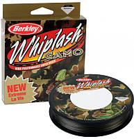 Шнур Berkley Whiplash Camo 110m 0.10mm