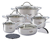 Набор посуды Krauff 12 предметов артикул 26-157-022