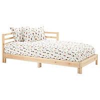 IKEA TARVA Кровать с 2 матрасами, сосна, Малфоры средней жесткости  (891.837.94)