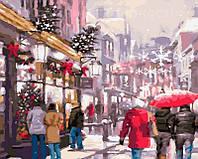 Картина по номерам 40х50 Праздничная суета (GX22512), фото 1