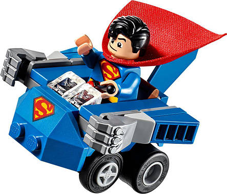 Конструктор «LEGO» (76068) Супермен против Бизарро, фото 2
