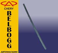 Уплотнитель стекла двери передней левой внутренний Chery Tiggo Чери Тиго