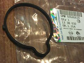 Прокладка (уплотнение , уплотнитель , кольцо) термостата к водяному насосу (помпе) GM 1338032 55565619